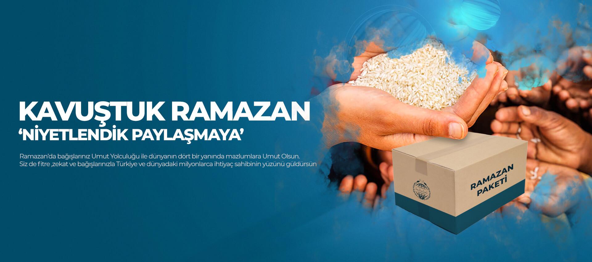 Umut Yolculuğu Derneği Ramazan Faaliyetleri