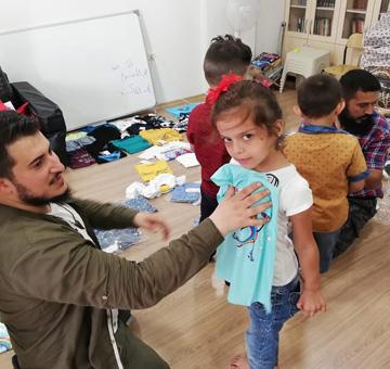 Şehit ve Gaiz Ailelerine Yardım Kampanyası